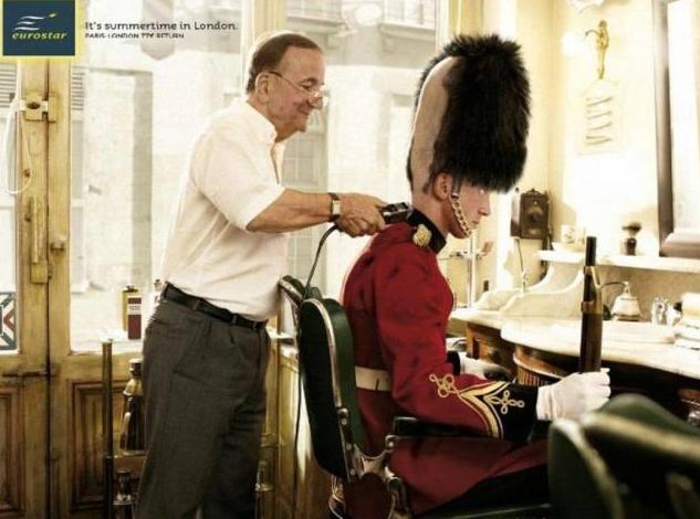 Реклама в Великобритании